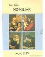 Homiliák