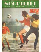 Sportélet 1974. X. évfolyam (teljes)