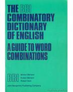 The BBI Combinatory Dictionary of English