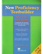 New proficiency testbuilder (angol)
