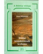 Bibliai tulajdonnevek lexikona