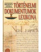 Történelmi Dokumetumok Lexikona