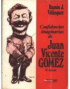 Confidencias imaginarias de Juan Vicente Gomez