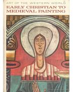 Early Christian to Medieval painting