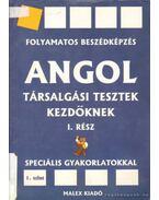Angol társalgási tesztek kezdőknek I. rész