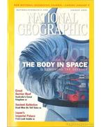 National Geographic 2001-es évf. Teljes! (angol nyelvű)