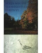 Békés Megyei természetvédelmi évkönyv