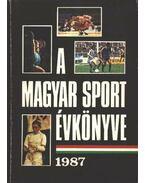 A magyar sport évkönyve 1987