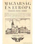Magyarság és Európa 1993. I. évfolyam 2. szám