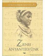 Zenei anyanyelvünk