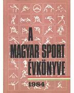 A magyar sport évkönyve 1984