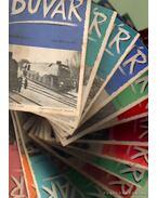 Búvár 1935-1943. évfolyam (hiányos)