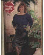 Fürge ujjak 1988. XXXII. évfolyam (Teljes)
