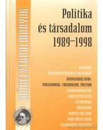 Politika és társadalom 1989-1998