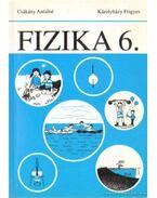 Fizika 6. (szerb nyelvű)