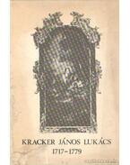 Kracker János Lukács 1717-1779