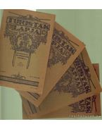 Turisták Lapja 1933 (hiányos) (6-11. szám)