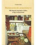 Háziasszonyok aranykönyve