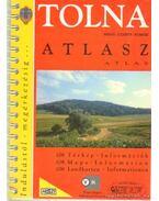Tolna megye településeinek atlasza