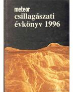 Meteor csillagászati évkönyv 1996
