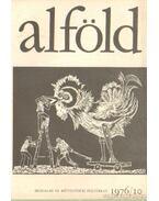 Alföld 1976/10.