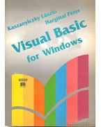 Visual Basic for Windows - Hargittai Péter, Kaszanyicky László