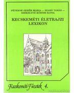 Kecskeméti életrajzi lexikon
