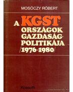 A KGST országok gazdaságpolitikája (1976-1980)