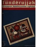 Tündérujjak 1937 - W. Bartha Emma (szerk.)