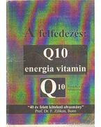 A felfedezés: Q10 energia vitamin