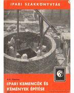 Ipari kemencék és kémények építése