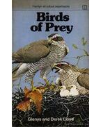 Birds of prey (Ragadozó madarak)