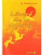 Liberé de la Konoj (dedikált)