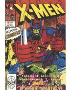X-Men 1996/4 július 33. szám