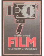 Filmkészítés a szabadban