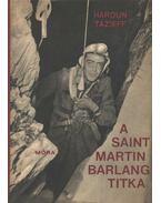 A Saint-Martin barlang titka