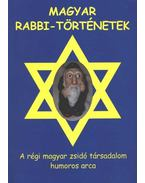 Magyar rabbi-történetek