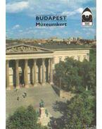 Budapest - Múzeumkert