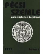 Pécsi Szemle 1999. tavasz
