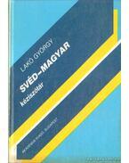 Svéd magyar kéziszótár
