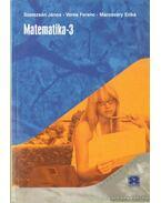 Matematika-3 - Szelezsán János, Veres Ferenc, Marosváry Erika