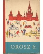 Orosz nyelvkönyv az általános iskolák 6. osztálya számára