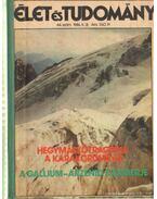 Élet és tudomány 1986. 1-50. szám