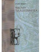 Magyar tulajdonnevek