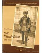 Gróf Nádasdy Ferenc (1907-1944)