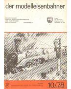 Der modelleisenbahner 1978/10. oktober