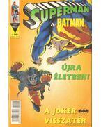 Superman & Batman 1999/5 - 44. szám - Láng István