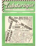 Labdarúgás 1960. VI. évf. (teljes)