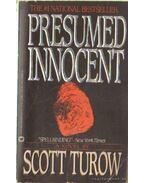 Presumed innocent (Ártatlanságra ítélve)