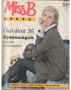 MissB burda 3/95. őszi divat